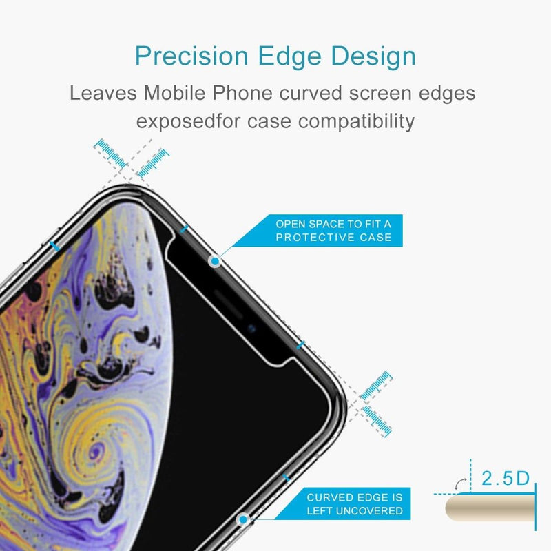 Apple iPhone XS Max Genuine Tempered Glass for [product_price] - First Help Tech