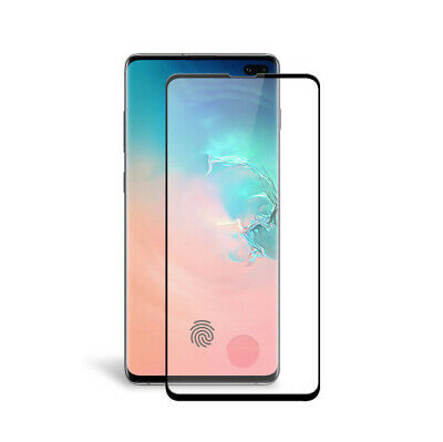 Samsung Galaxy S10 Plus - 9D Full Coverage Tempered Glass for [product_price] - First Help Tech