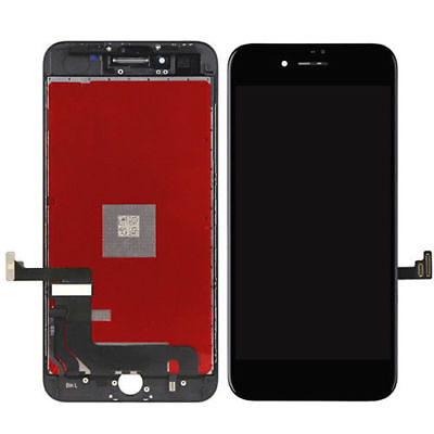 "Apple iPhone 8 Plus 5.5"" Replacement LCD Touch Screen Assembly - Black for [product_price] - First Help Tech"