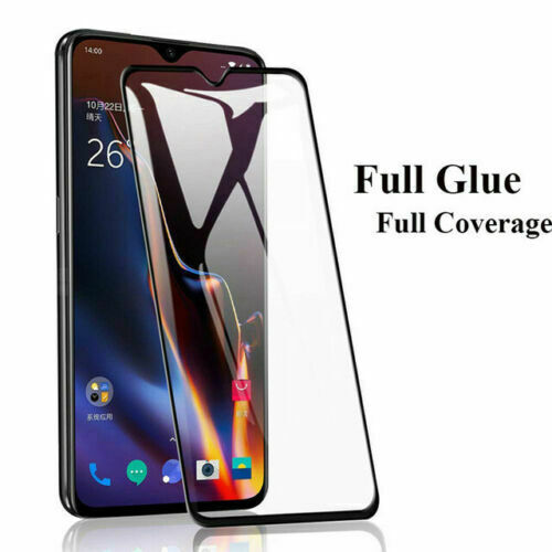 OnePlus 7 Full Coverage 9D Tempered Glass for [product_price] - First Help Tech