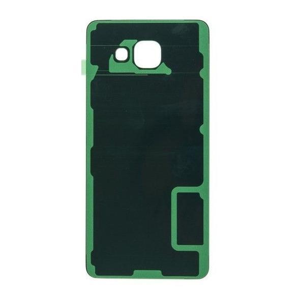 Samsung Galaxy A5 2016 Back Battery Cover Rear Glass Panel With Adhesive - Black for [product_price] - First Help Tech