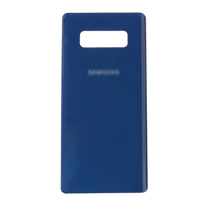 Samsung Galaxy Note 8 Battery Cover Rear Glass Panel With Adhesive - Blue for [product_price] - First Help Tech
