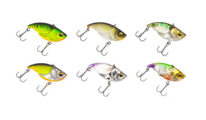 The Use Guides of the Vibration Lure for All Water Layers
