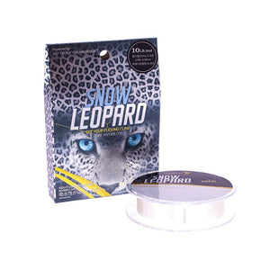 Elitelure Snow Leopard 100% Pure Fluorocarbon Clear Fishing Line