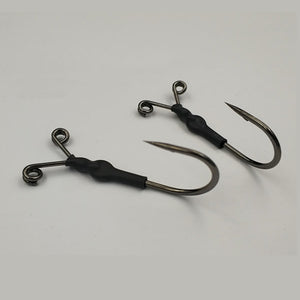 Elitelure Dota Weedless Frog Trailer Hook