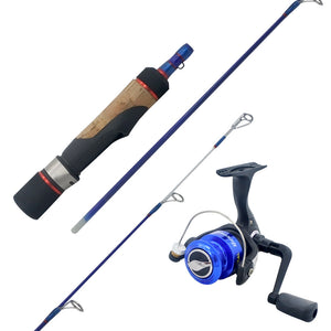 Ice Fishing Rod and Reel Case