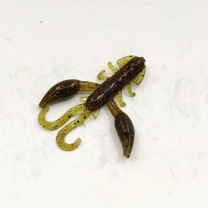 Basstrike Lobsterling Single Tail Soft Bait