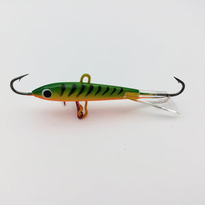 "Basstrike ""Hurricane"" Ice Fishing Jig"