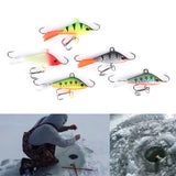 "Basstrike ""Wing"" Ice Fishing Jig"