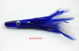 Basstrike Octopus Feather Bullet Jigs Saltwater Fishing Trolling Lure
