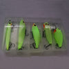 Basstrike Noctilucent Hard Lure Baits Kit Box