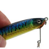 Basstrike Core Pencil Spinner Hard Bait