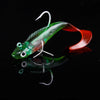 Basstrike Samurai Soft Plastic Curly Tail Swimbait