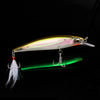 Basstrike Hard Minnow Lure Bait with Lip