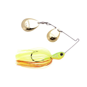 Elitelure CFS Spinnerbait Double Colorado Spinner Blade Baits