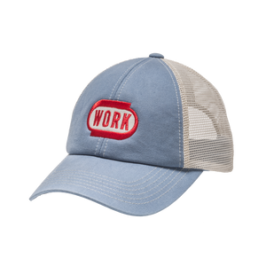 WORK Hat - The Trucker