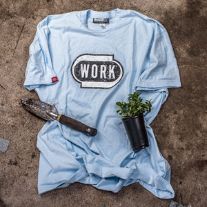 WORK Shirt - Old Blue