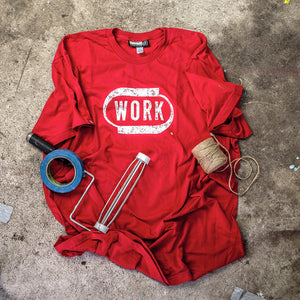 WORK Shirt - The Mantador