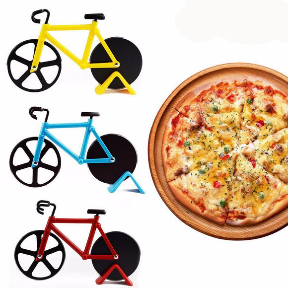 Kulgadgets Bicycle Pizza Cutter
