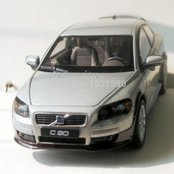 Kulgadgets Car Model Toys  Volvo C30 Metal Car Model