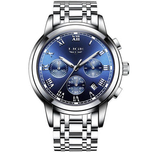 Kulgadgets Men's  Luxury  Chronograph Waterproof Sportwatch