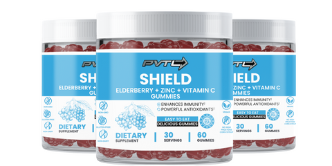 Shield - Elderberry Immunity Gummies