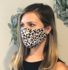 Cheetah Face Mask (Specialty)