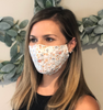 Light Floral Face Mask (Specialty)