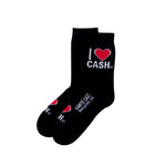 SOCKS I LOVE CASH