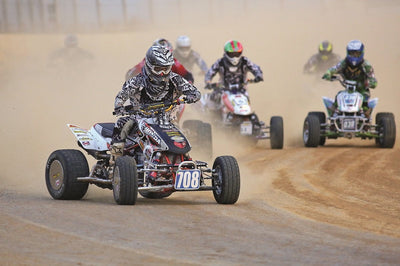 HOW-TO: Turn Your Quad Into A Flat Track Racer