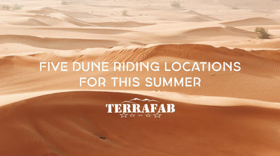 5 Dune Riding Locations For This Summer