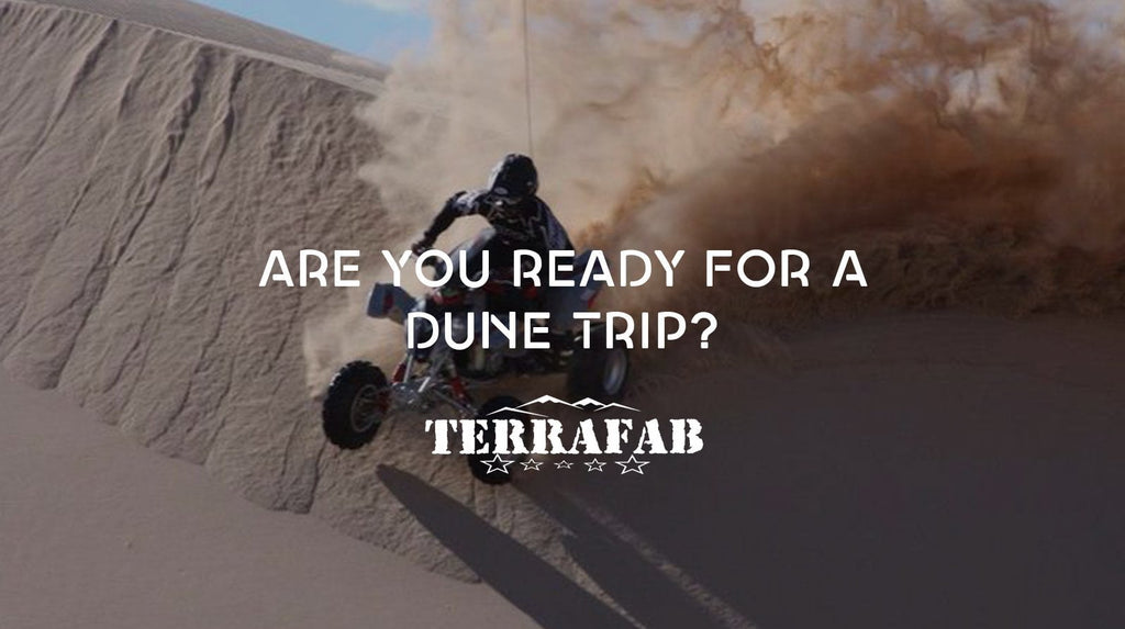 Make Sure Your ATV Is Ready for A Dune Trip