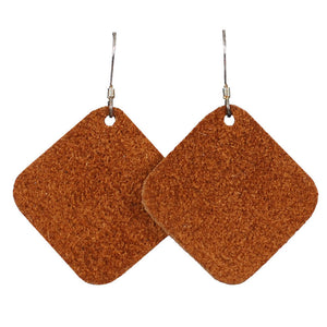 Chestnut Suede Tile
