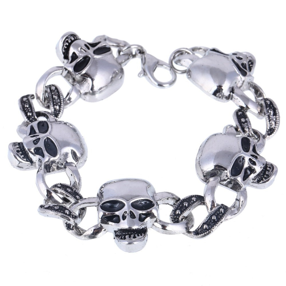 Skull Pirate Bracelet - 30% OFF + FREE SHIPPING