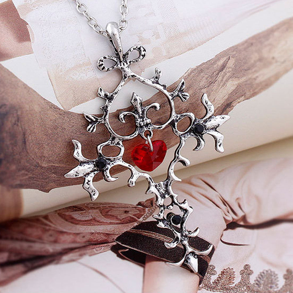 Classic Vampire Necklace - 50% OFF! - The Creative Booth