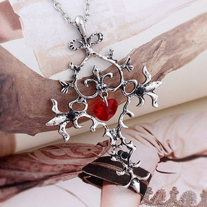 Classic Vampire Necklace - The Creative Booth