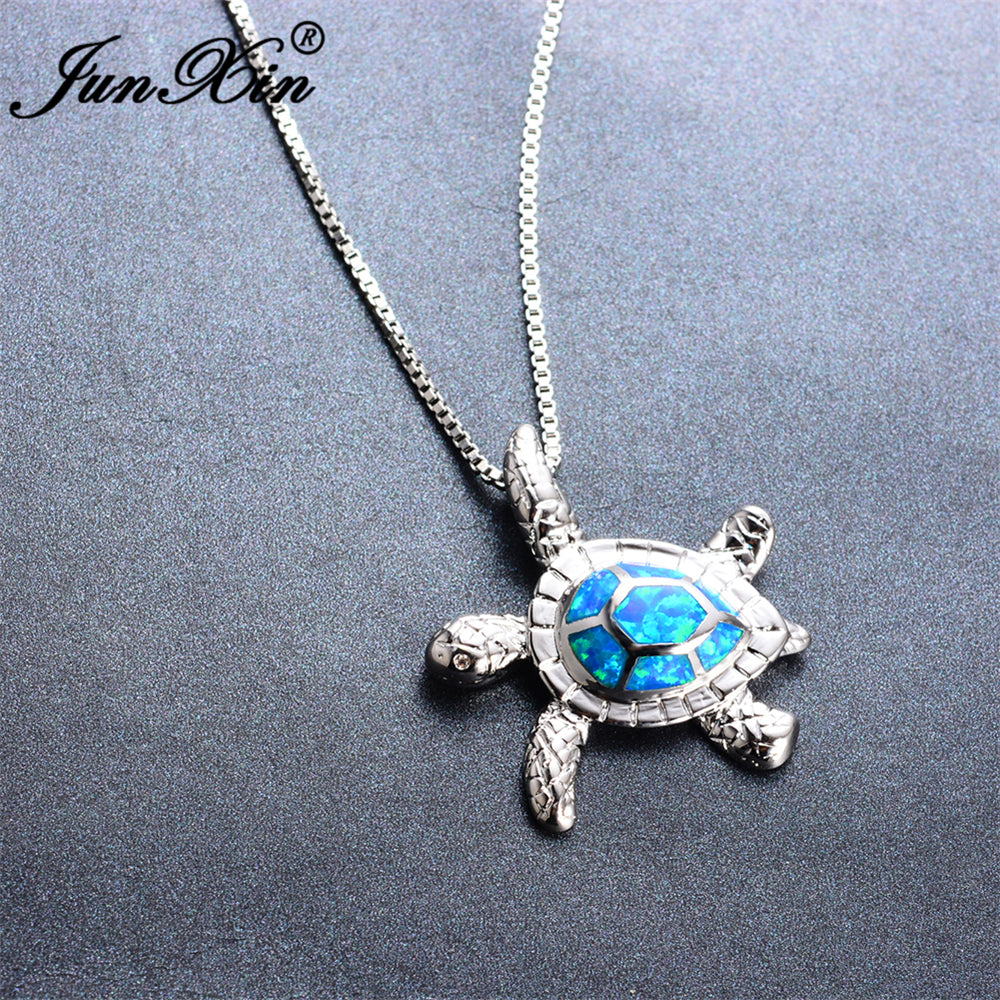Hanging Turtle Pendant - The Creative Booth