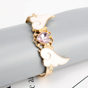 Angel Wing Bangle - The Creative Booth
