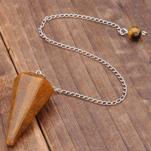 Reiki Stone Pendant - 35% Off! - The Creative Booth