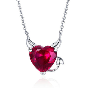 Red Devil Wings Necklace Bundle! Get 3 at 65% OFF+ FREE Shipping!