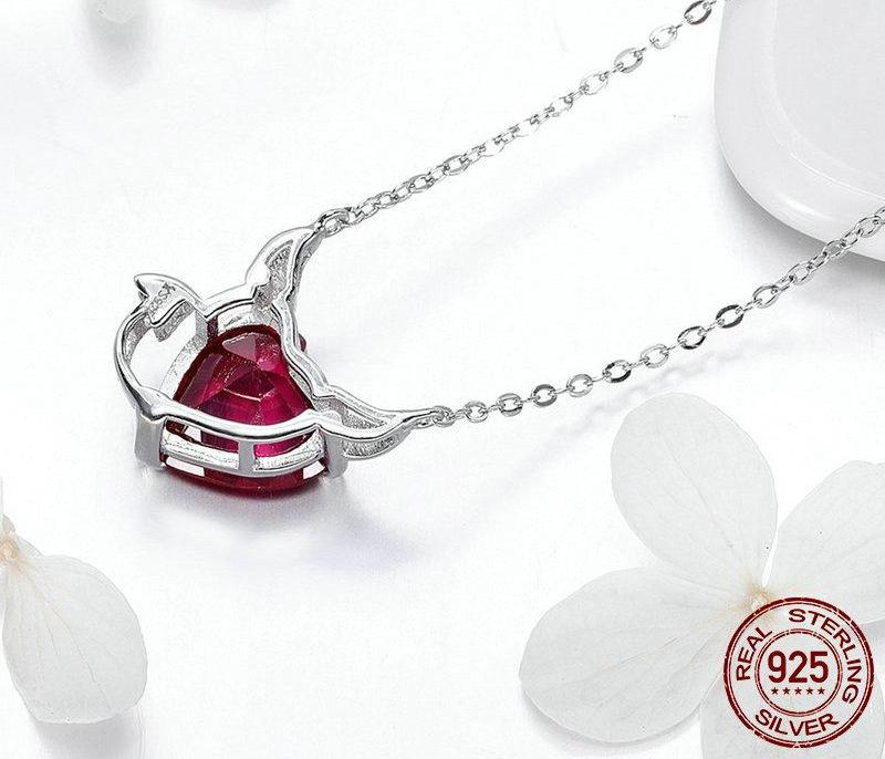Red Devil Wings Necklace - 30% OFF + FREE SHIPPING