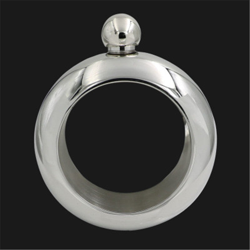 Flask Bracelet 43% OFF + FREE Shipping - The Creative Booth