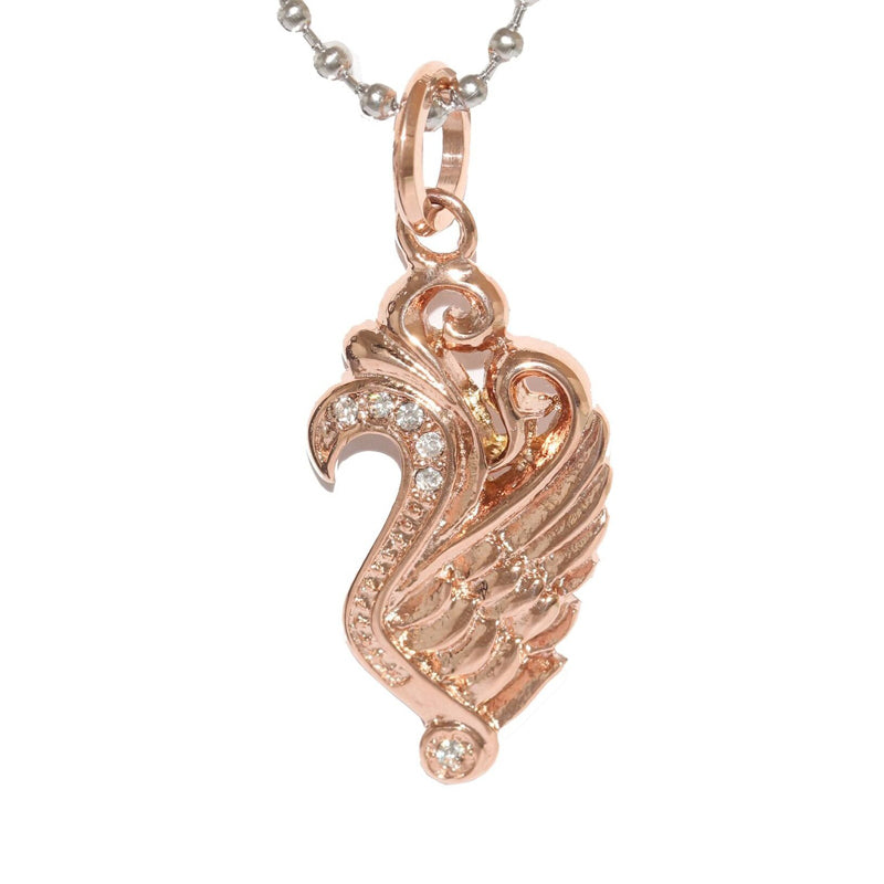 Angel and Devil Wings Couple Necklace - 65% Off! - The Creative Booth