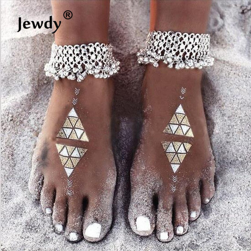 Custom Bohemian Anklet - 25% Off + Free Shipping! - The Creative Booth