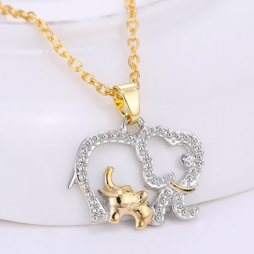 FREE! Cute Elephant Necklace - The Creative Booth