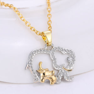 Cute Elephant Necklace - 65% Off! - The Creative Booth