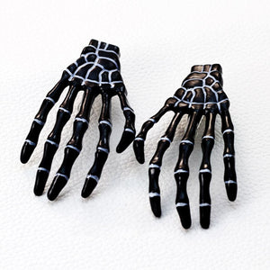 Skeleton Hand Hairclip (1 PC)