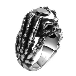 Devil Claw Skull Ring - 30% Off! - The Creative Booth