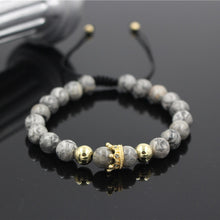 Crown Charm Bracelet - 50% Off + FREE Shipping!