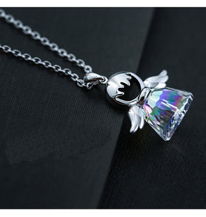 Protective Guardian Angel Necklace